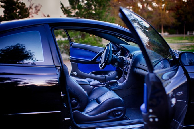 GTO, Leather