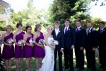 Leyendekker Wedding Party